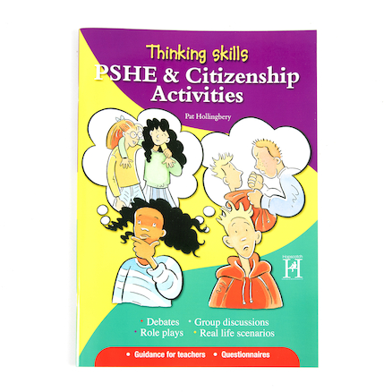KS2 PSHE and Citizenship Activity Book  large