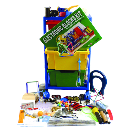 Physical Processes Science Experiments Trolley  large