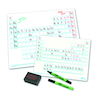 Periodic Tables A4 Drywipe Boards 10pk  small
