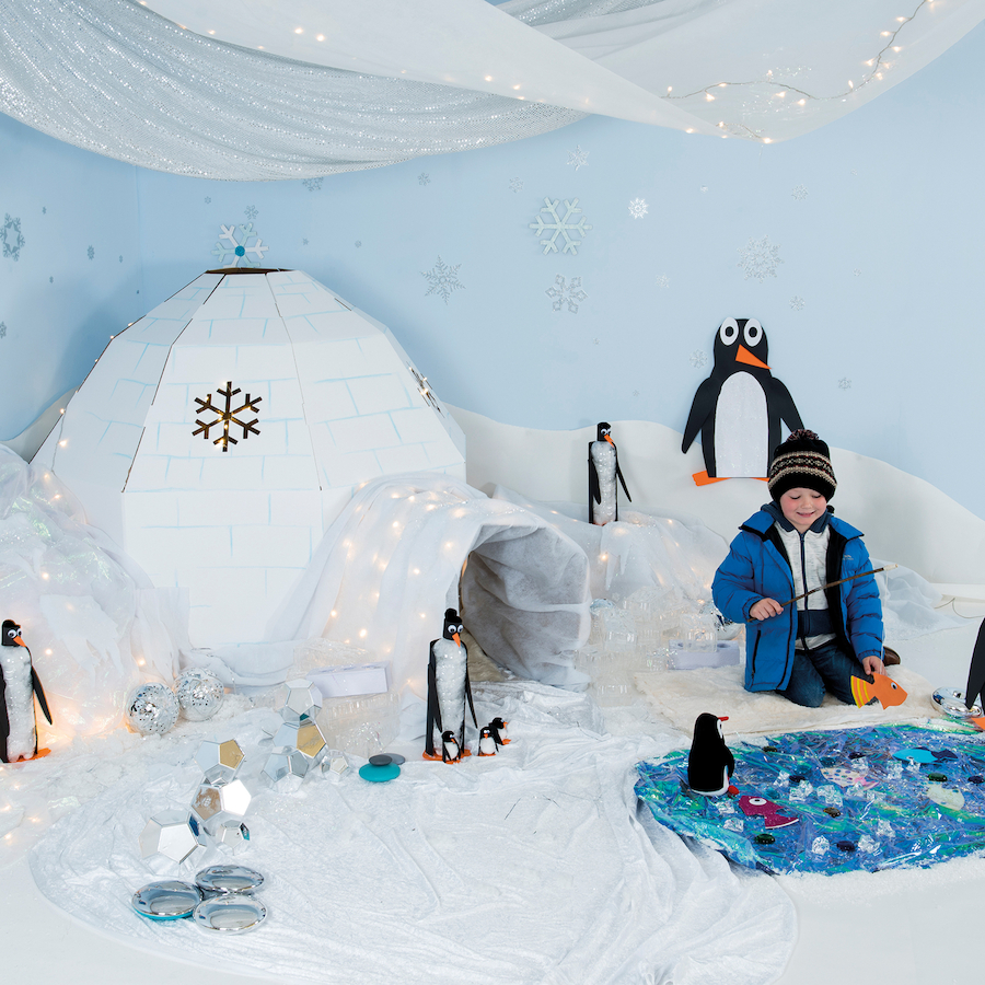 Igloo Craft Ideas
