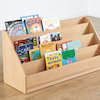 Classic Four Level Book Storage Unit  small