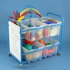 PE Storage Trolley and Whiteboard  small