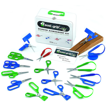 Scissor Assessment Kit  medium