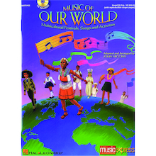 Music Of Our World Book  medium
