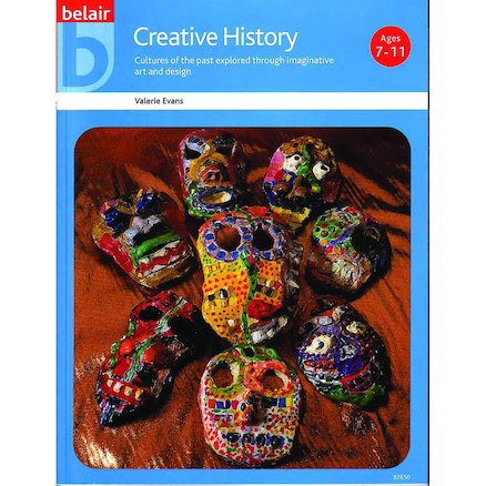 Creative History Ideas Teachers Book  large