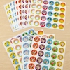 Animal and Smile Praise Stickers 375pk  small
