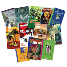 KS2 Classics Retold Books 12pk  medium