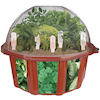 Grow Your Own Herbs Garden Dome  small