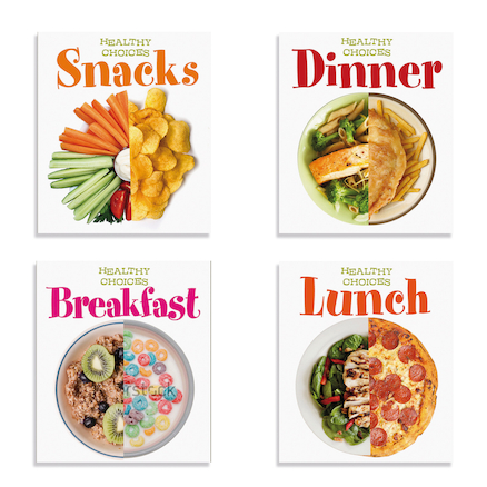 Healthy Choices Book Pack  large