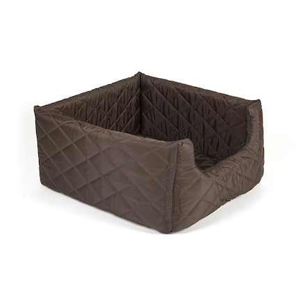 Outdoor Quilted Cushion Pod  large