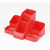 Avery Basics Organised Desktop Range Red  small