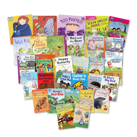 Early Reader Books 30pk  large