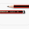 Staedtler Tradition Blacklead Pencils 12pk  small