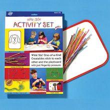 Wikki Stix Fine Motor Skills Activity Set  medium