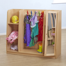 Fusion Costume Storage Unit W120 x D40 x H100cm  medium