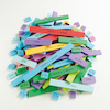 Foam Magnetic Percentage Action Bar 122pcs  small