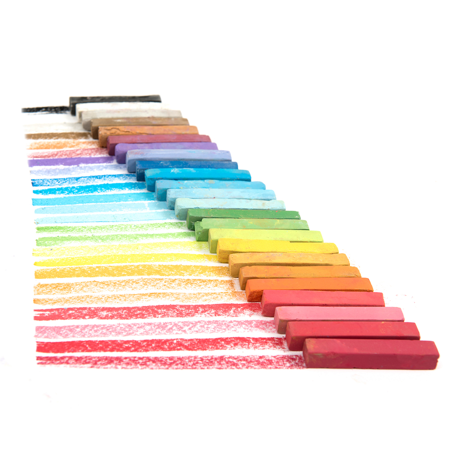 Buy Soft Pastels Assorted Tts