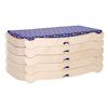 Stacking Plywood Sleepyhead Rest Beds  small