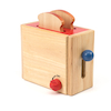Wooden Role Play Toaster  small