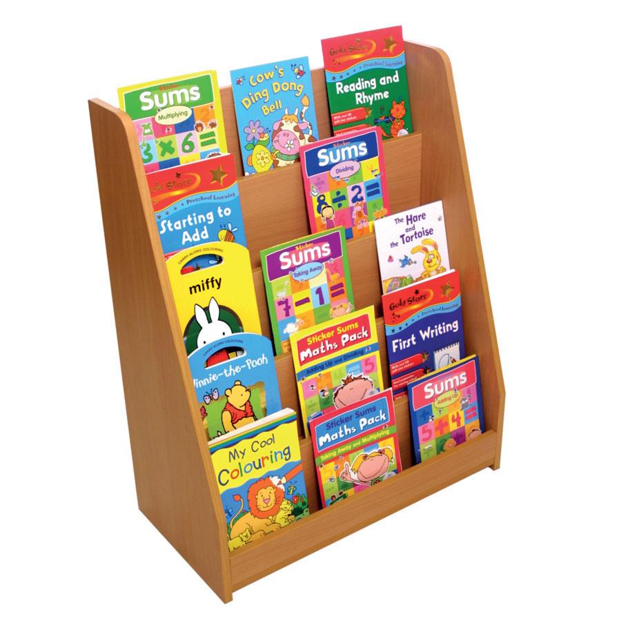 Wooden Book Display Buy Wooden Book Display Units Tts