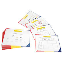 Attribute Block Activity Cards  medium