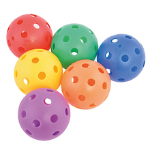 Soft Air Flow Balls 6pk  medium