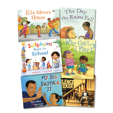 Multicultural Story Books  medium