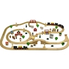 Wooden Train Set 100pcs  small