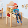 Fairy Tale Wooden Throne  small