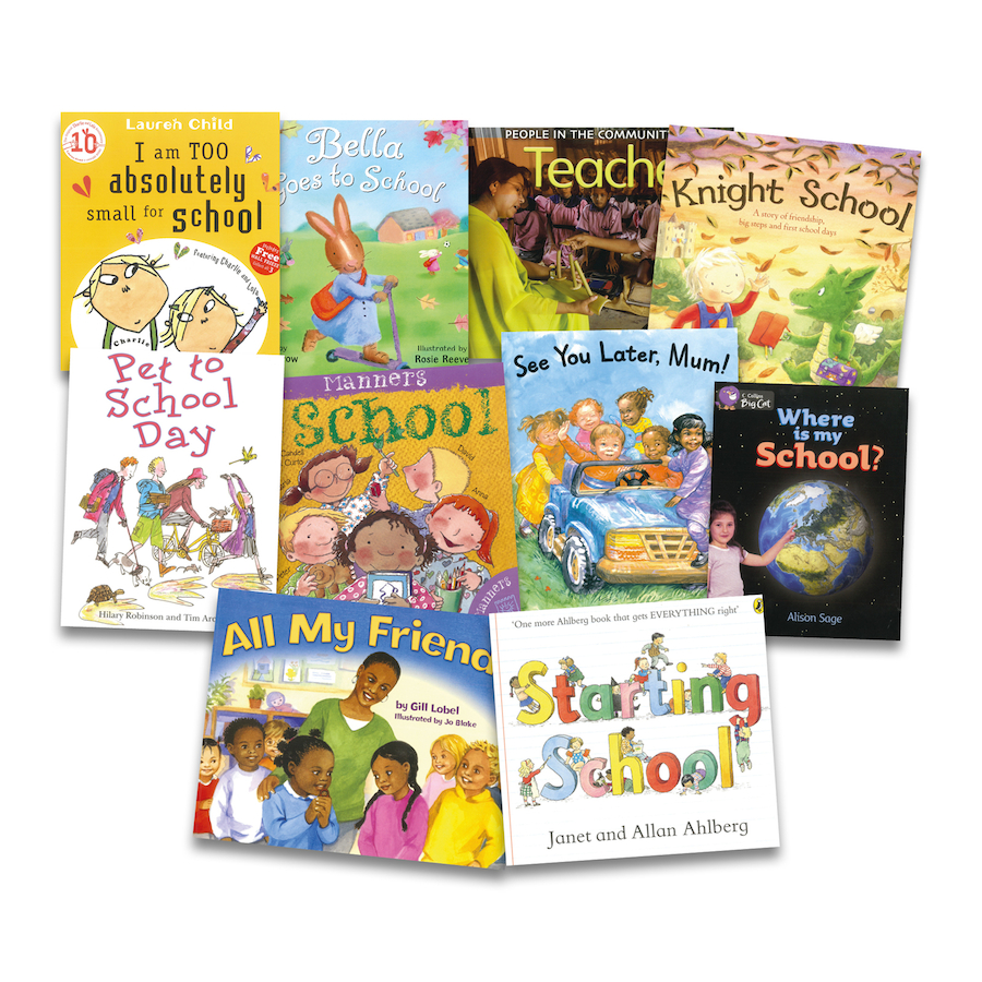 Buy Early Years First Experiences Transition Book 10pk Tts