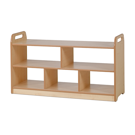 Playscapes Open Shelf H66 x 120cm  large