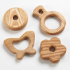 Wooden Curiosity Shapes for Babies 4pk  small