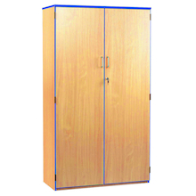 Coloured Edge Stock Cupboard  medium