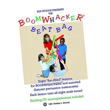 Boomwhacker Beat Bag Book and CD  large
