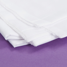 White Polycotton Sheets 3m  medium