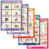 French Vocabulary Posters 5pk  small