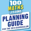 100 Maths Lessons For The 2014 Curriculum  small