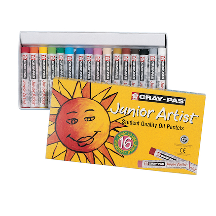 Cray Pas Oil Pastels  large
