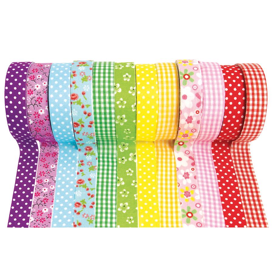 Buy Fabric Craft Tape 12pk Tts