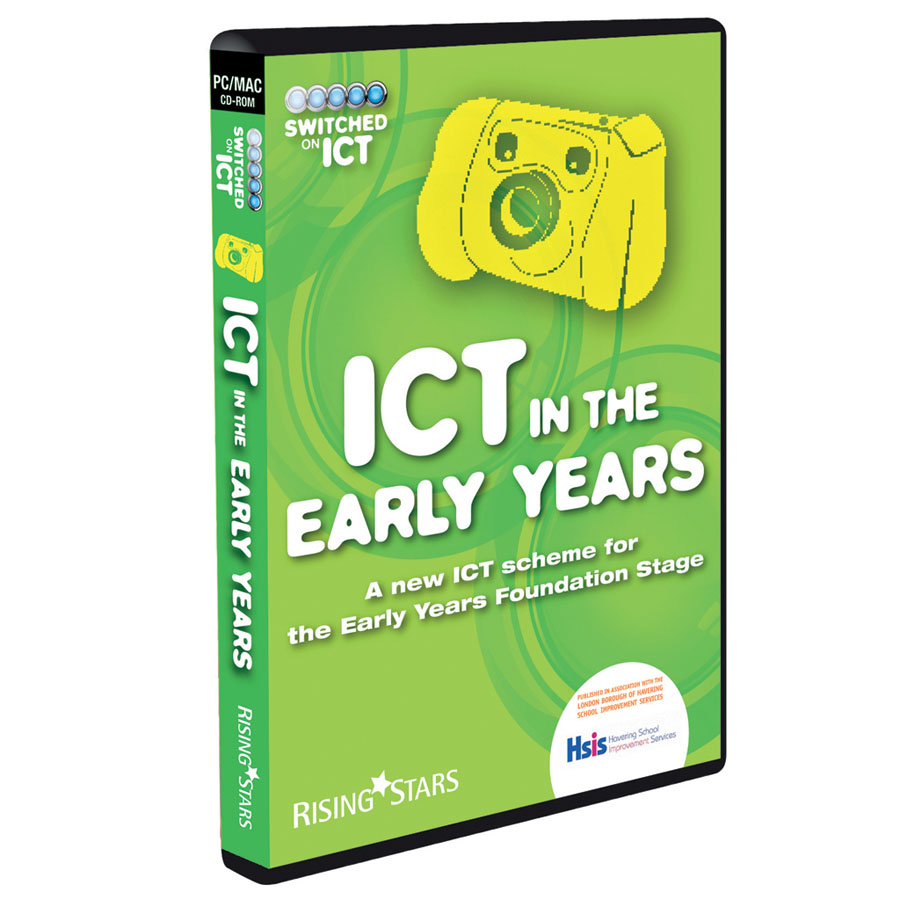 ict in in the early years Abstract since 2007, our group of researchers has conducted a series of  activities in integrat- ing ict into early childhood education (ecce) we want to  better.