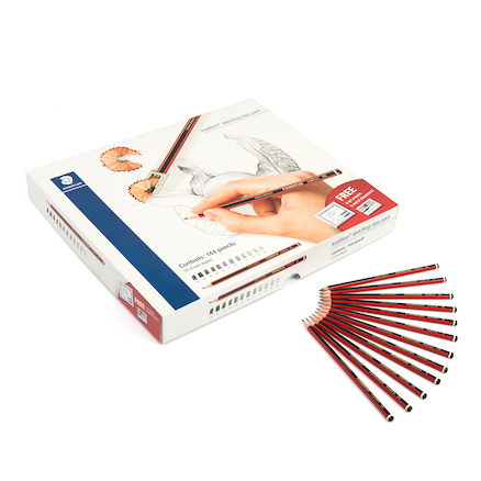 Staedtler Traditional Sketching Pack  large