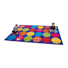 Emotions Rectangular Carpet  small
