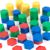 Weights Hex Stacking 54pk  small