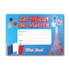 French Sparkling Reward Certifcates 60pk  small