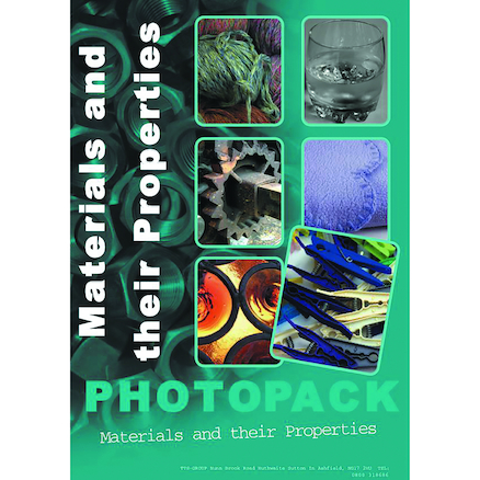 Properties of Materials A4 Photopack  large