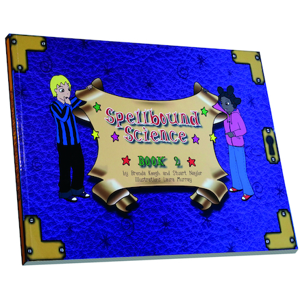 Spellbound Science 2 Enquiry Book and CD Rom  large