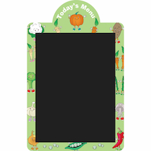 Veggie Friends Chalkboard  medium