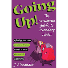Going Up! Transition To Secondary School Book  medium