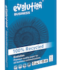 Evolution 100% Recycled Copier Paper 100gsm  small