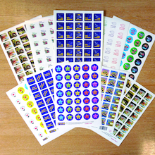 Assorted Mini Reward Stickers 350pk  medium